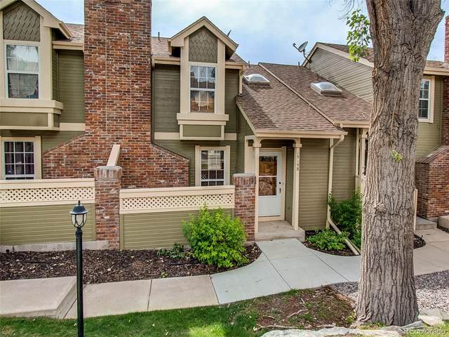 1915 S Hannibal Street B, Aurora, CO 80013 (MLS #2451426) :: 8z Real Estate