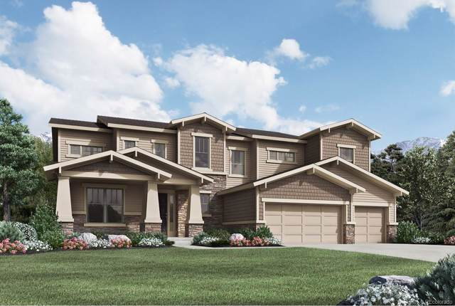 16272 W 95th Lane, Arvada, CO 80007 (#2451553) :: The Healey Group
