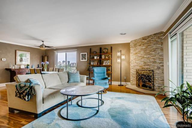 800 Pearl Street #710, Denver, CO 80203 (#2452107) :: Kimberly Austin Properties