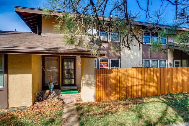 3825 S Fraser Street, Aurora, CO 80014 (#2452687) :: The HomeSmiths Team - Keller Williams