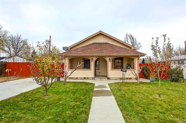 2545 W Mosier Place, Denver, CO 80219 (#2452919) :: Sellstate Realty Pros