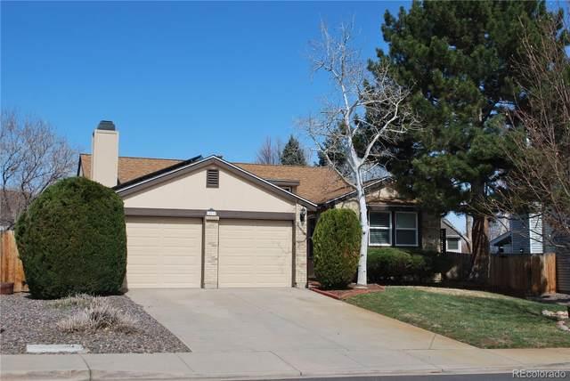 14575 E Wagontrail Place, Aurora, CO 80015 (#2453035) :: Venterra Real Estate LLC