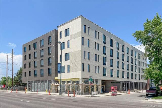 603 Inca Street #404, Denver, CO 80204 (#2453073) :: The Colorado Foothills Team | Berkshire Hathaway Elevated Living Real Estate