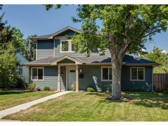 1859 S Madison Street, Denver, CO 80210 (MLS #2453430) :: 8z Real Estate