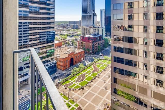 1777 Larimer Street #1807, Denver, CO 80202 (#2453462) :: Bring Home Denver with Keller Williams Downtown Realty LLC