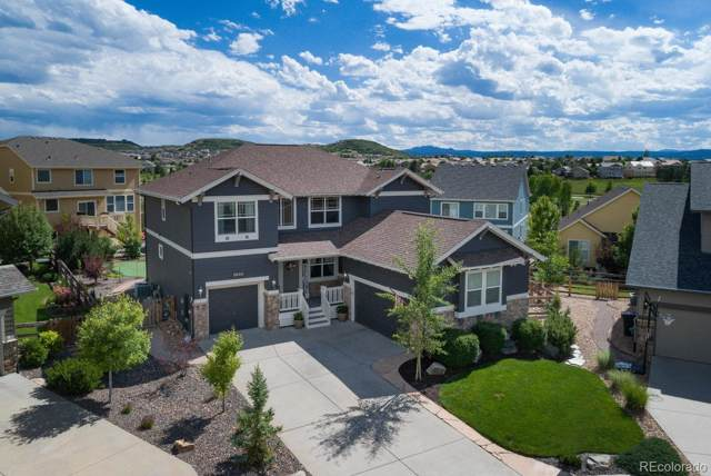 3544 Tribute Place, Castle Rock, CO 80109 (MLS #2453608) :: 8z Real Estate