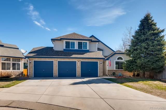 12598 S Elk Creek Court, Parker, CO 80134 (MLS #2453720) :: 8z Real Estate