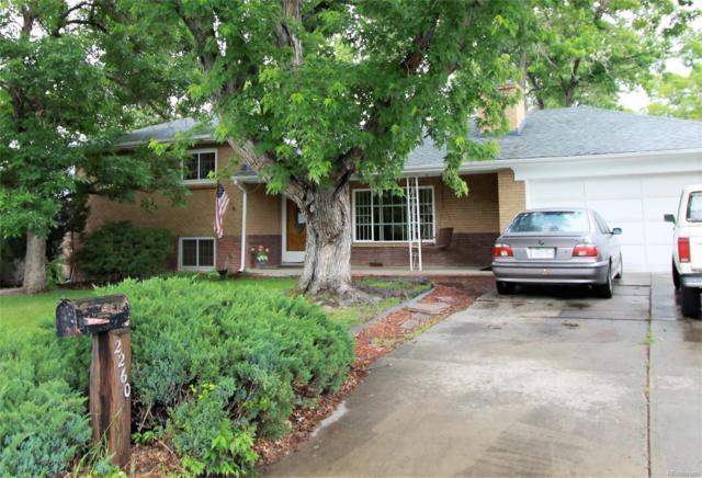 2260 Lewis Street, Lakewood, CO 80215 (#2453902) :: The Dixon Group