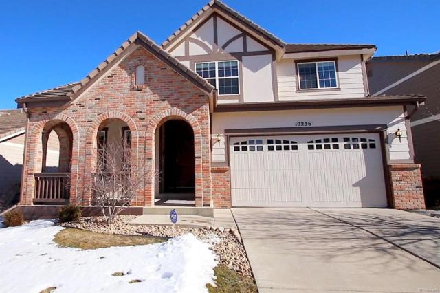 10236 Greenfield Circle, Parker, CO 80134 (#2454107) :: The HomeSmiths Team - Keller Williams