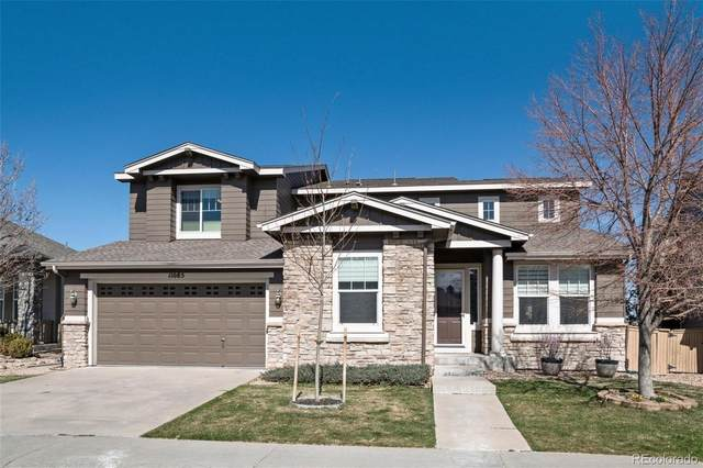 11085 Glengate Circle, Highlands Ranch, CO 80130 (#2454332) :: The Harling Team @ HomeSmart