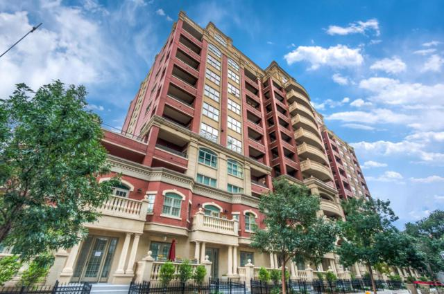 1950 N Logan Street #411, Denver, CO 80203 (#2454582) :: The Heyl Group at Keller Williams