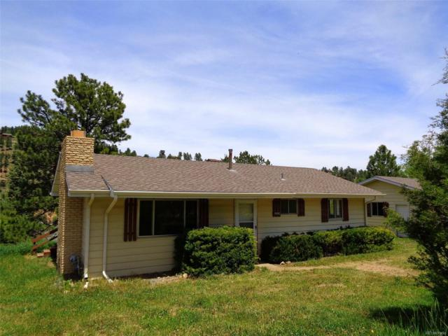 26261 Center Drive, Kittredge, CO 80457 (MLS #2454596) :: 8z Real Estate