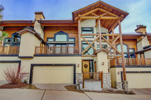 2752 Cross Timbers Trail #2, Steamboat Springs, CO 80487 (MLS #2454833) :: The Biller Ringenberg Group