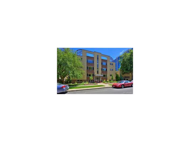 10 N Ogden Street #2, Denver, CO 80218 (#2454962) :: Thrive Real Estate Group