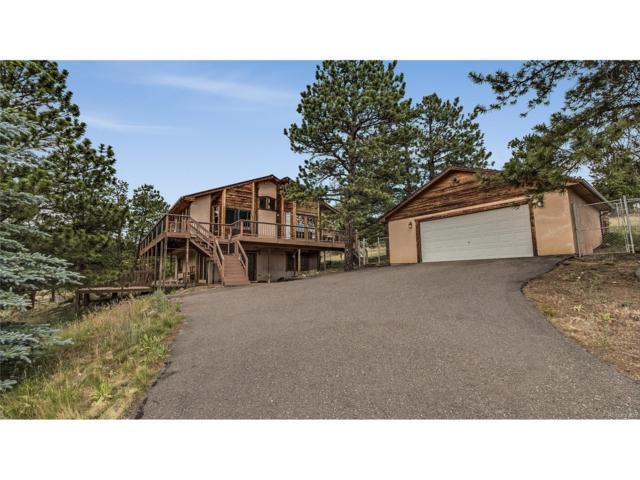 817 Bluebird Lane, Bailey, CO 80421 (MLS #2455002) :: 8z Real Estate