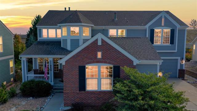 8424 Winter Berry Drive, Castle Pines, CO 80108 (#2455018) :: HomeSmart Realty Group