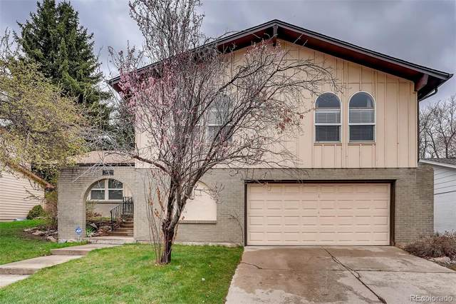 3841 S Spruce Street, Denver, CO 80237 (#2455216) :: HomeSmart