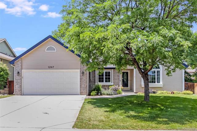 1267 51st Avenue, Greeley, CO 80634 (MLS #2455322) :: 8z Real Estate