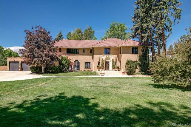 3125 E Exposition Avenue, Denver, CO 80209 (#2455826) :: Chateaux Realty Group