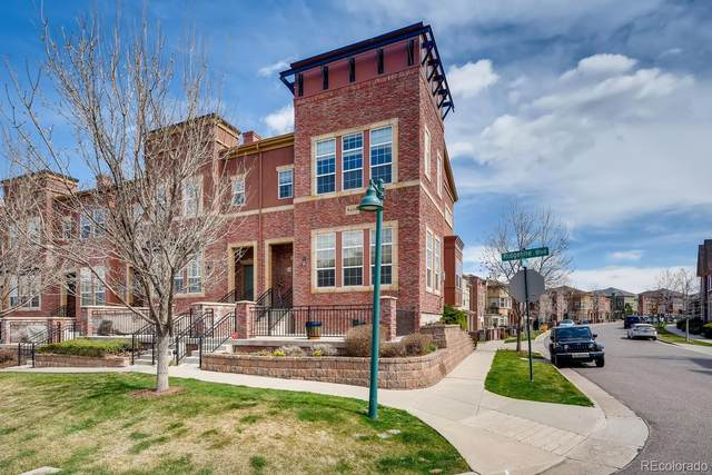 9450 Ridgeline Boulevard A, Highlands Ranch, CO 80129 (MLS #2456488) :: 8z Real Estate