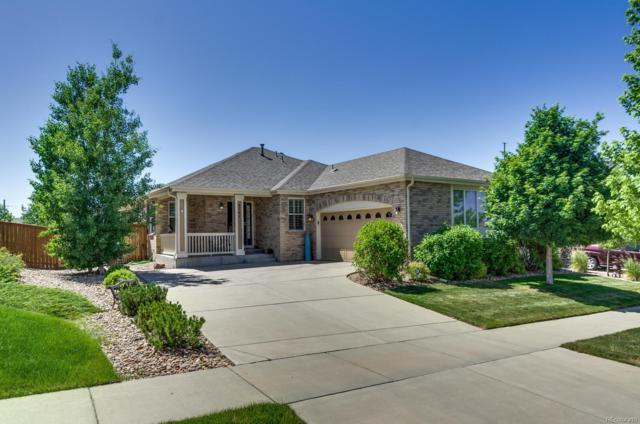 4741 S Coolidge Street, Aurora, CO 80016 (#2456597) :: Structure CO Group