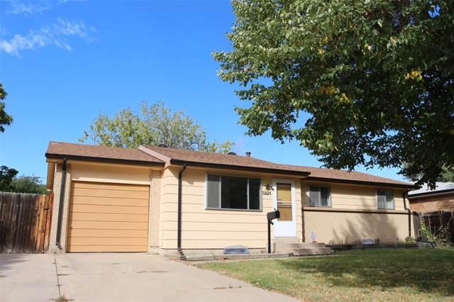 3225 Carson Street, Aurora, CO 80011 (MLS #2456608) :: 8z Real Estate