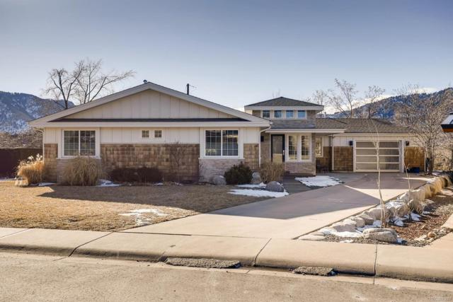 1975 Balsam Drive, Boulder, CO 80304 (#2457051) :: 5281 Exclusive Homes Realty