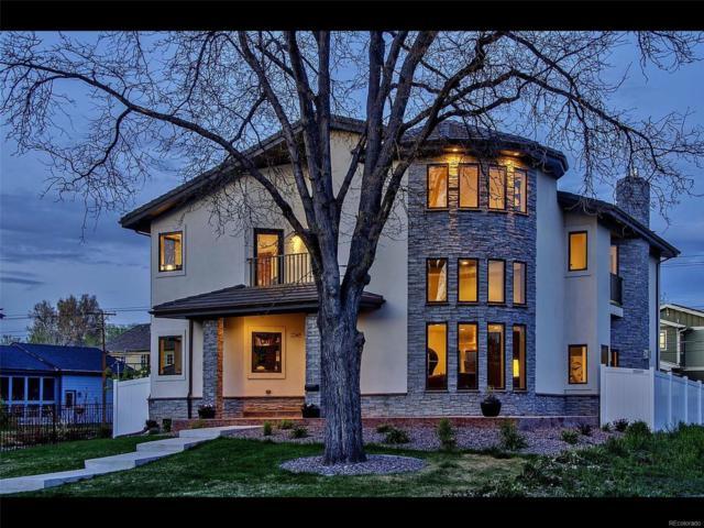 2548 S Madison Street, Denver, CO 80210 (MLS #2457088) :: 8z Real Estate