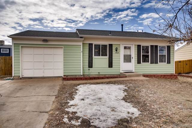 19684 E Buchanan Place, Aurora, CO 80011 (MLS #2457440) :: Bliss Realty Group