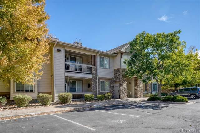 10427 W Hampden Avenue #101, Lakewood, CO 80227 (#2457697) :: Sultan Newman Group