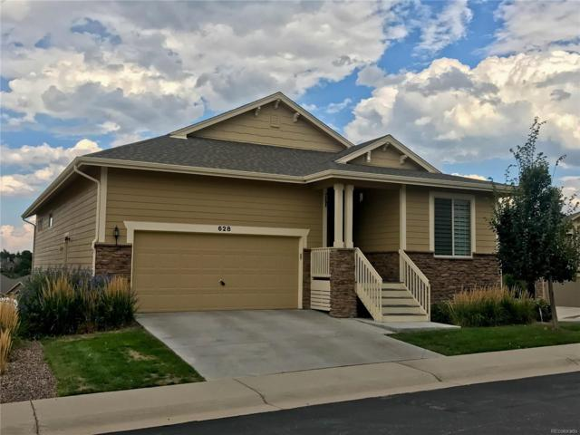 628 Bristolwood Lane, Castle Pines, CO 80108 (#2458187) :: HomeSmart Realty Group
