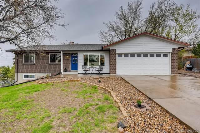 1256 S Wright Court, Lakewood, CO 80228 (#2458506) :: Wisdom Real Estate