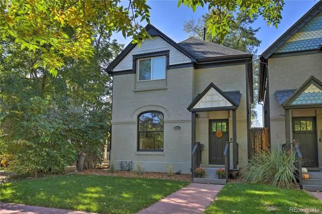 2081 N Ogden Street, Denver, CO 80205 (#2458602) :: iHomes Colorado