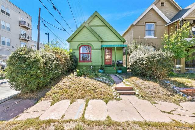 32 W 3rd Avenue, Denver, CO 80223 (#2458646) :: You 1st Realty
