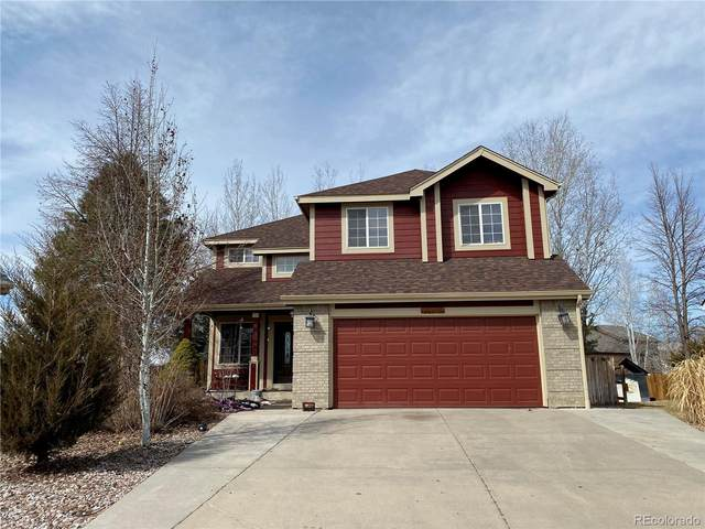 10383 Falcon Court, Firestone, CO 80504 (MLS #2459523) :: 8z Real Estate