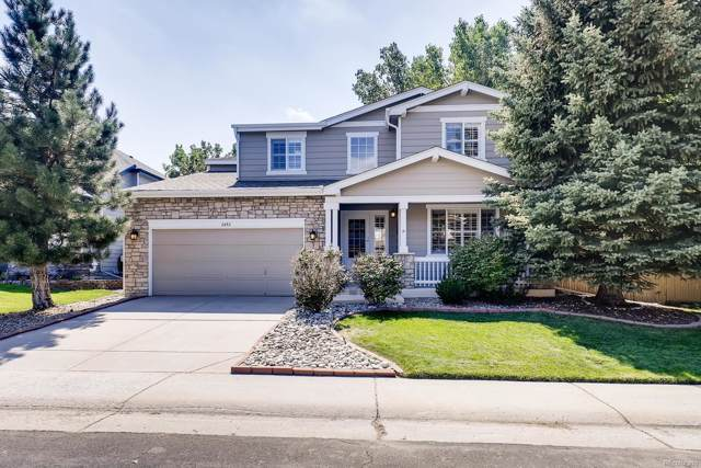 2692 Baneberry Court, Highlands Ranch, CO 80129 (#2459817) :: The Heyl Group at Keller Williams