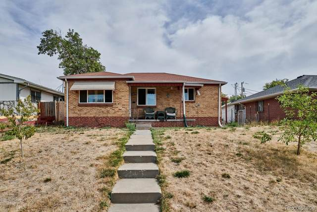 3078 S Ivy Street, Denver, CO 80207 (MLS #2459975) :: Bliss Realty Group