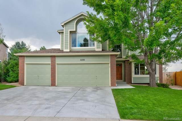 6550 S Oak Court, Littleton, CO 80127 (MLS #2459989) :: 8z Real Estate