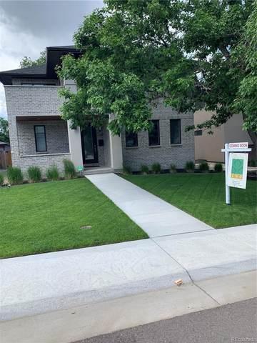 3339 S Birch Street, Denver, CO 80222 (#2460087) :: Kimberly Austin Properties