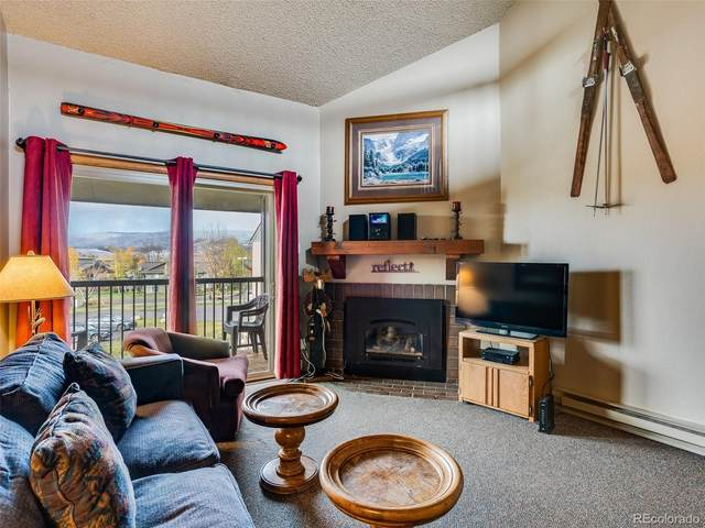 1535 Shadow Run Court #308, Steamboat Springs, CO 80487 (#2460173) :: The Dixon Group