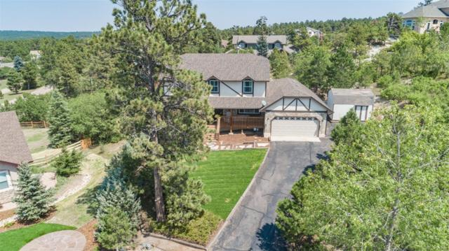 17585 Chipped Arrow Way, Monument, CO 80132 (#2460451) :: The Peak Properties Group