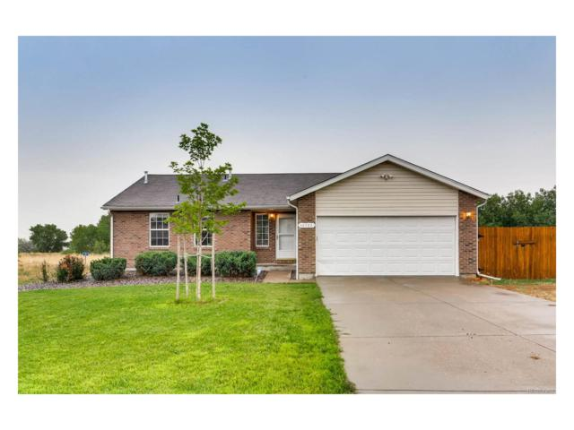 14703 E 26th Place, Aurora, CO 80011 (#2460507) :: Ford and Associates
