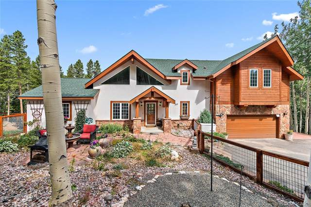 162 Columbine Drive, Idaho Springs, CO 80452 (MLS #2460763) :: 8z Real Estate