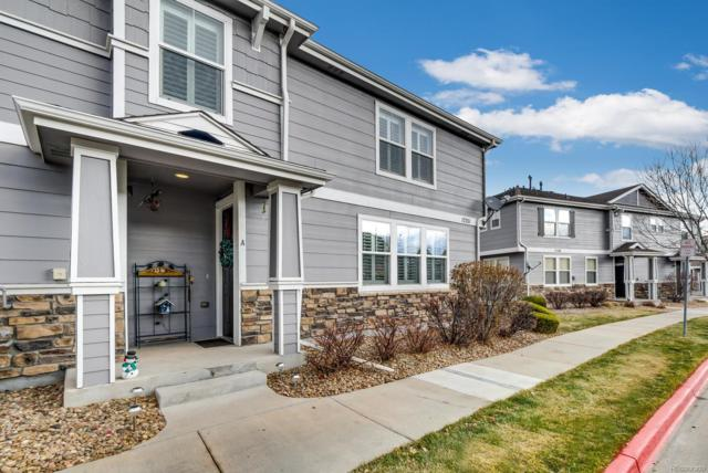 17251 Lark Water Lane A, Parker, CO 80134 (#2461397) :: My Home Team