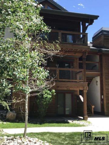 360 Ore House Plaza #204, Steamboat Springs, CO 80487 (MLS #2461798) :: The Biller Ringenberg Group