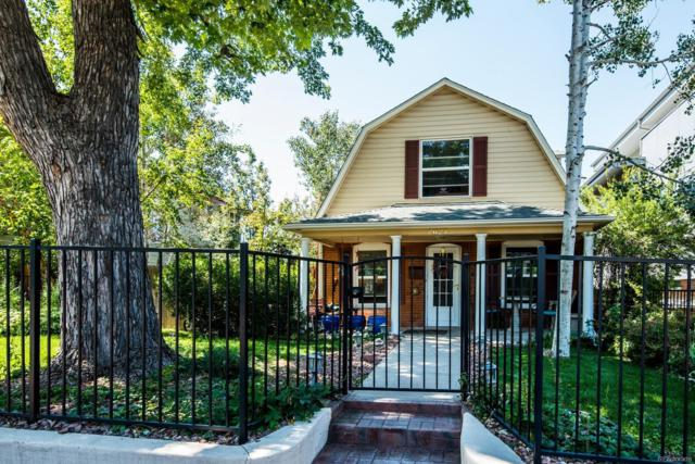 2627 S Grant Street, Denver, CO 80210 (#2462275) :: The DeGrood Team