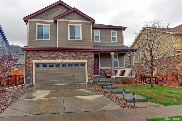 25976 E Frost Circle, Aurora, CO 80016 (#2462477) :: Chateaux Realty Group