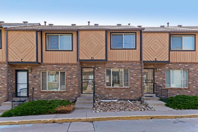9840 W Stanford Avenue D, Littleton, CO 80123 (#2462969) :: Sellstate Realty Pros
