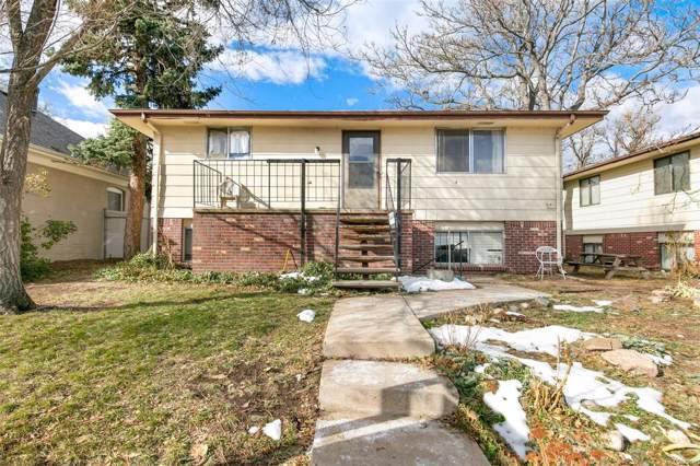 2531 S Bannock Street, Denver, CO 80223 (MLS #2463087) :: 8z Real Estate