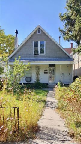 1767 S Logan Street, Denver, CO 80210 (#2463377) :: Sellstate Realty Pros